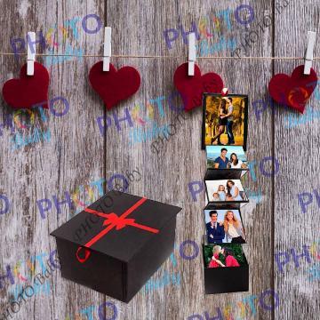 Магическа кутия с 10 до 18 снимки. - Св.Валентин